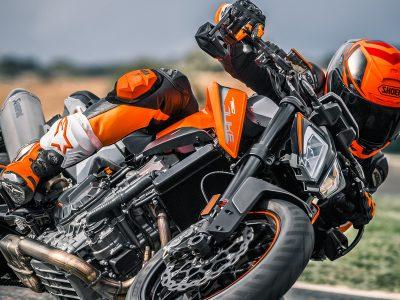 2018 KTM ストリートモデル発表!