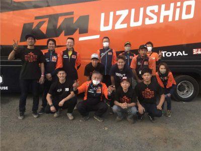 【レースレポート】2020全日本モトクロス第5戦HSR九州大会、第58回MFJ GP-MX 大会 レポート